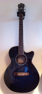 ibanez electro-acoustic-guitar